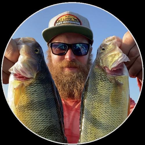 Fishing with GRUMPY Minn-FIN Testimonial