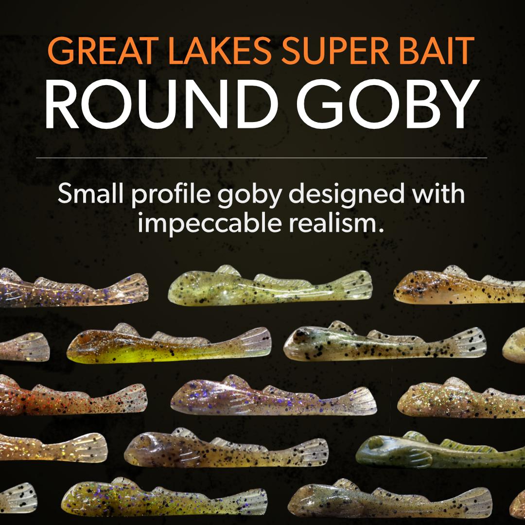 Round Goby Fishing Bait
